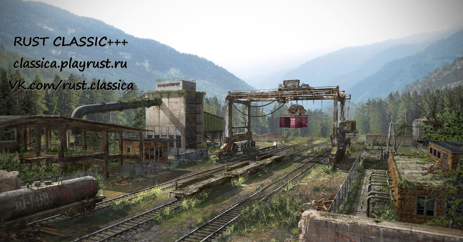 rust experimental classic official server Russia Moscow vk